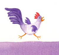 purple-bird