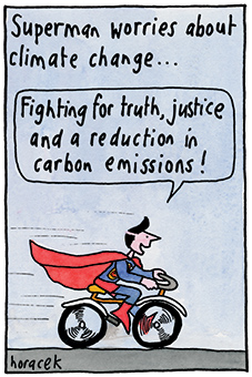 Horacek-superman-emissions