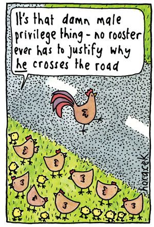 06Horacek-rooster-cross-road-col300