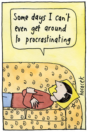 20Horacek-Procrastinating-col300
